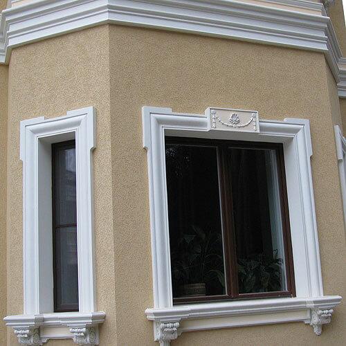 фасад окон из пенопласта фото полиция даст